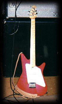 Music Man - Albert Lee model
