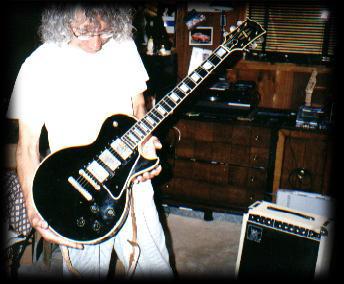 Delaney & Bonnie Gibson Les Paul