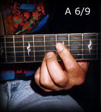 A 6/9 chord